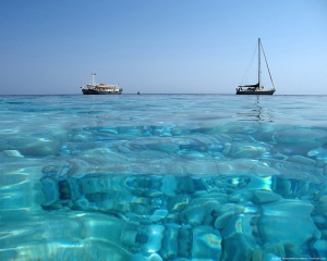 Lalaria Sea, Skiathos Island